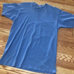 Vintage 80s Fruit of the Loom Blank T-shirt